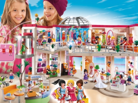 Playmobil : le centre commercial